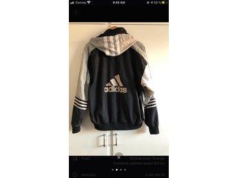 Adidas jacka (M) med avtagbar luva