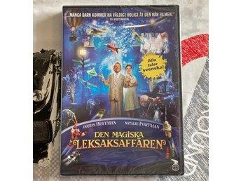 Den Magiska Leksaksaffären Swedish