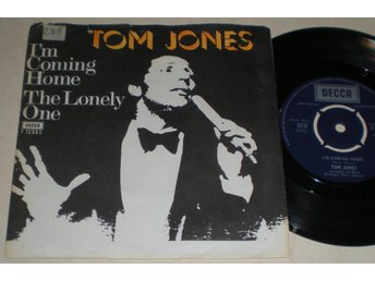 Tom Jones 45/PS I´m coming home