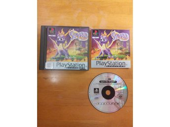 Spyro the dragon - Platinum - till PLAYSTATION