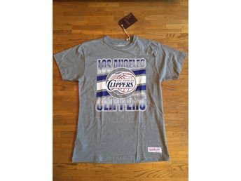 Los Angeles Clippers NBA T-Shirt Mitchell & Ness M&N Large