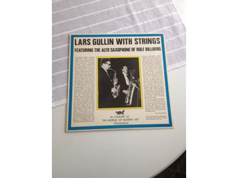 Lars Gullin With strings