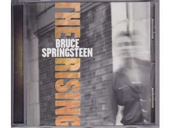 BRUCE SPRINGSTEEN: The Rising 2002 CD - Stockholm - BRUCE SPRINGSTEEN: The Rising 2002 CD - Stockholm