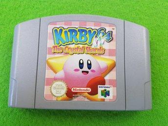 Kirby 64 Crystal Shards PAL Nintendo 64 - Hägersten - Kirby 64 Crystal Shards PAL Nintendo 64 - Hägersten