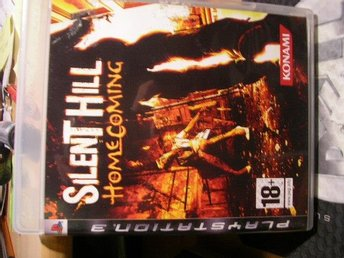 PS3 spel Silent Hill Home coming