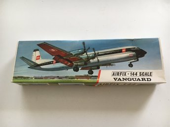 Airfix 144 Scale Vanguard series 3