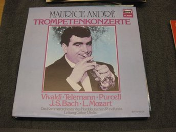 Trompetenkonzerte - Maurice Andre