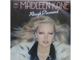 "Madleen Kane title* Rough Diamond* Disco 7"" Netherlands"