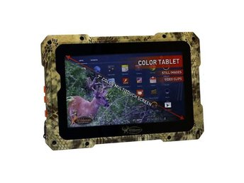 "Wildgame Innovations Trail Pad Series VU100 7"" Android Photo Media Viewer Tablet"