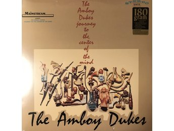 THE AMBOY DUKES - JOURNEY TO THE CENTER OF THE MIND NY 180G LP