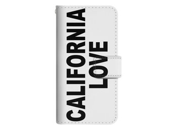 iPhone 6/6s Plånboksfodral California Love