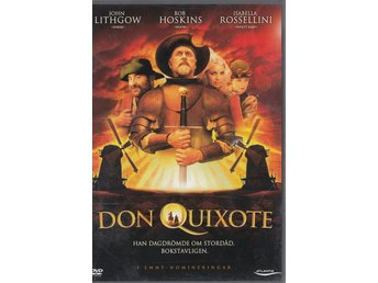 Don Quixote 2000 DVD