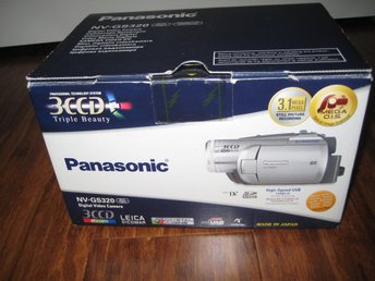 Videokamera Panasonic NV-GS320