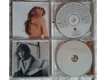 JENNIFER LOPEZ This Is Me Then / Rebirth - 2 CD + DVD