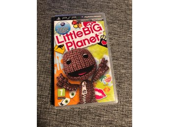 Little Big Planet - PSP - Svensksålt & Komplett