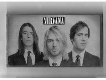 Nirvana - With The Lights Out 3 CD plus DVD