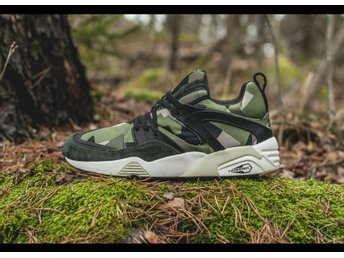Puma  Blaze Of Glory Camo x SNS stl US 9.5