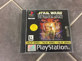 Star Wars - The Phantom Menace till PS1