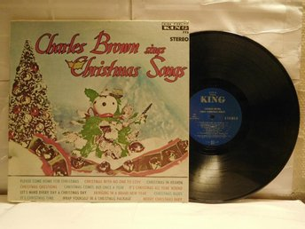 CHARLES BROWN - SINGS CHRISTMAS SONGS - 775