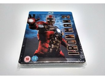 Marvel: Iron Man 2 - Blu-ray Steelbook