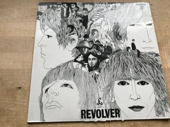 BEATLES THE - REVOLVER LP 1966