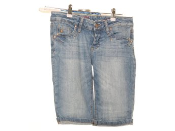 Dc By Esprit, Shorts, Strl: 26, Blå
