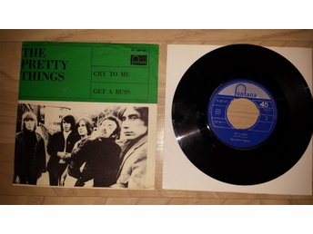 PRETTY THINGS - CRY TO ME / GET A BUSS