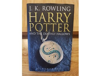 JK Rowling, Harry Potter and the Deathly Hallows