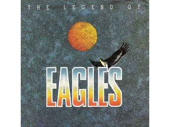 CD -Eagles ‎– The Legend Of