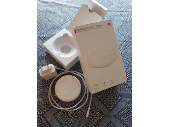 Huawei Trådlös 15W Qi Snabbladdare CP60 Vit