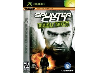 Tom Clancys Splinter Cell: Double Agent - Xbox