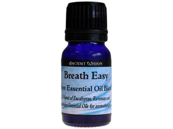 Eterisk olja Breath Easy 10 ml