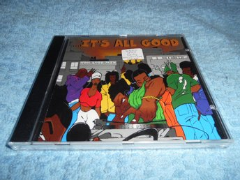 It's All Good - Non Stop Mix (CD) Hip Hop Sealed Mint!!