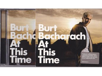BURT BACHARACH: At This Time (Costello, Wainwright) 2005 CD - Stockholm - BURT BACHARACH: At This Time (Costello, Wainwright) 2005 CD - Stockholm