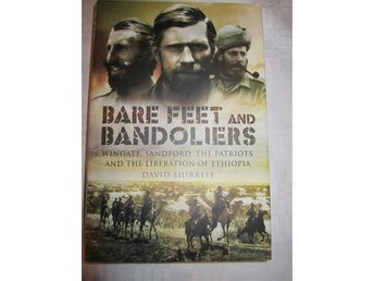Bare feet and bandoliers