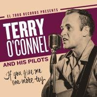 Vinyl EP TERRY O'CONNEL AND HIS PILOTS