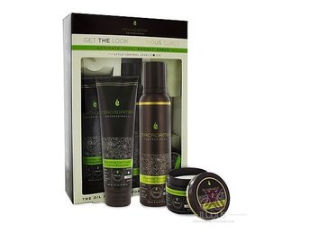 Macadamia Natural Oil Luxurious Curls-Control Level 2