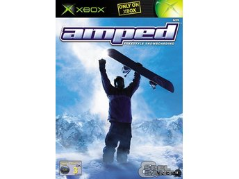 Amped Freestyle Snowboarding (Manual Saknas)