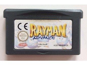 Rayman Advance spel till Gameboy Advance - Ekerö - Rayman Advance spel till Gameboy Advance - Ekerö
