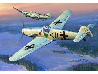 Zvezda Messerschmitt Bf 109 F-2 (no glue) 1/72 - Lund - Zvezda Messerschmitt Bf 109 F-2 (no glue) 1/72 - Lund