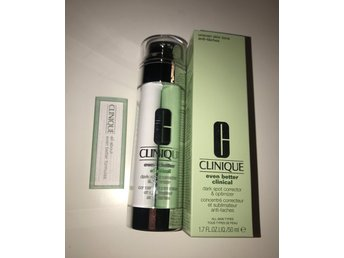 Clinique Even better clinical dark spot corrector&Optimizer all skin types 50ml