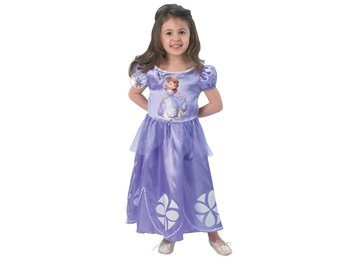 SOFIA THE FIRST 98/104 cl (3-4 år) klänning DISNEY PRINCESS prinsessa