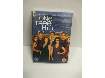 One Tree Hill - Säsong 8 (5 DISK) - FINT SKICK!