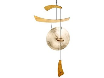 WOODSTOCK CHIMES - Emperor Gong - Large, Natur