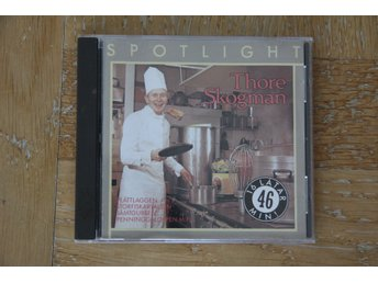 Thore Skogman Spotlight CD