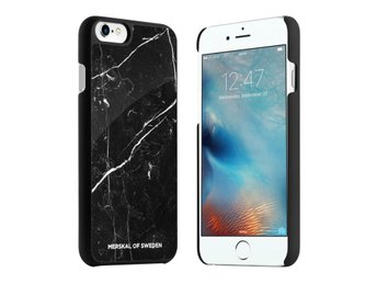 Naturals Black Marble iPhone 6/6S