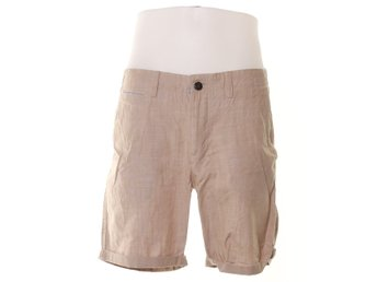 Hampton Republic, Shorts, Strl: 52, Ljusbrun