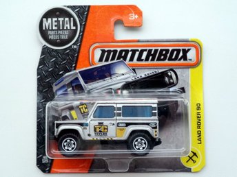 Matchbox - Land Rover 90