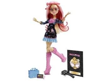 Viperine Gorgon - Hauntlywood - Monster High docka