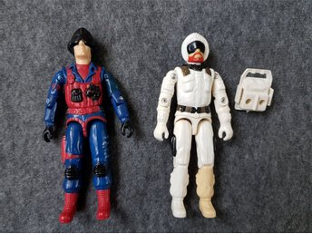 GI Joe 2 figurer